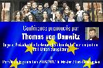 Cérémonie de parrainage de la promotion Thomas von Danwitz